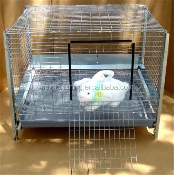 Out door rabbit cages easy clean rabbit cage buy cheap for Easy diy rabbit cage budget