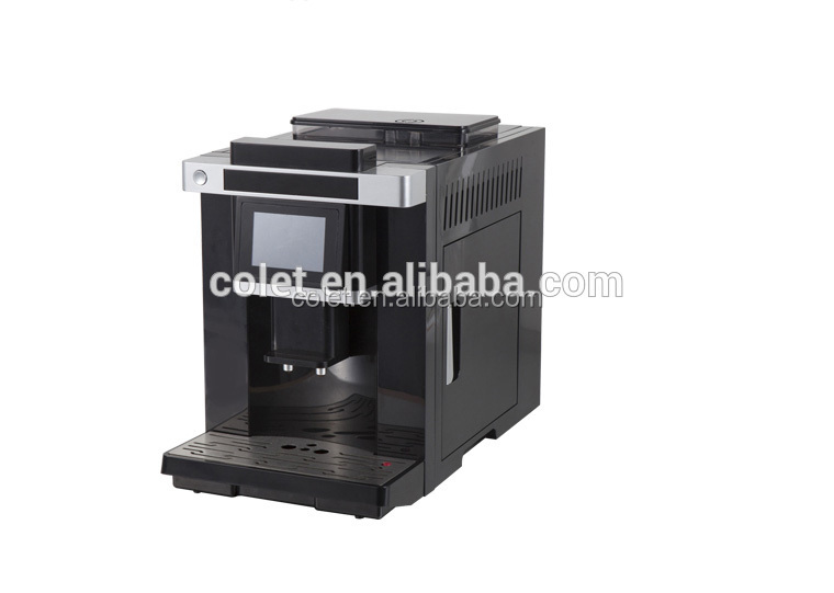 New Product! One touch automatic coffee machine /coffee vending machines-Q007