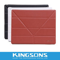 High quality PU TABLET CASE for ipad 4