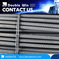 Steel iron rebar, Iron Rods For Construction/Concrete Material