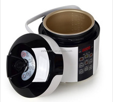 Mini electric pressure cooker, family essential