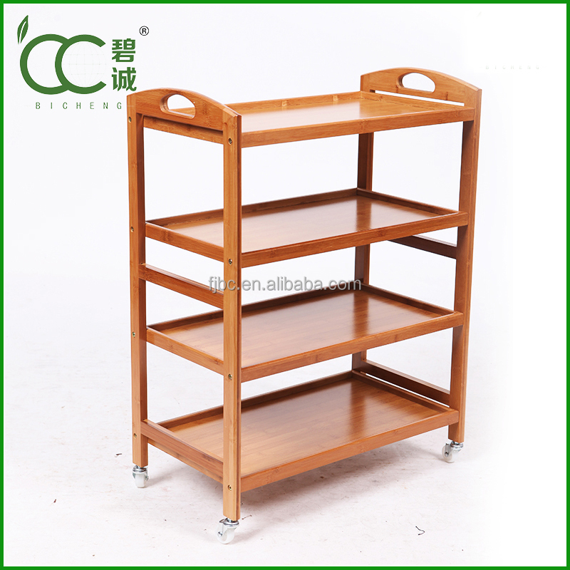 Hand Trolley with Wheel /Food Service Trolley Designs