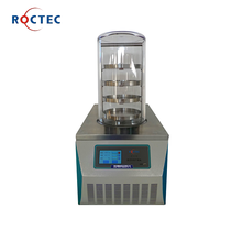 pharmaceutical laboratory benchtop mini vacuum freeze dryer