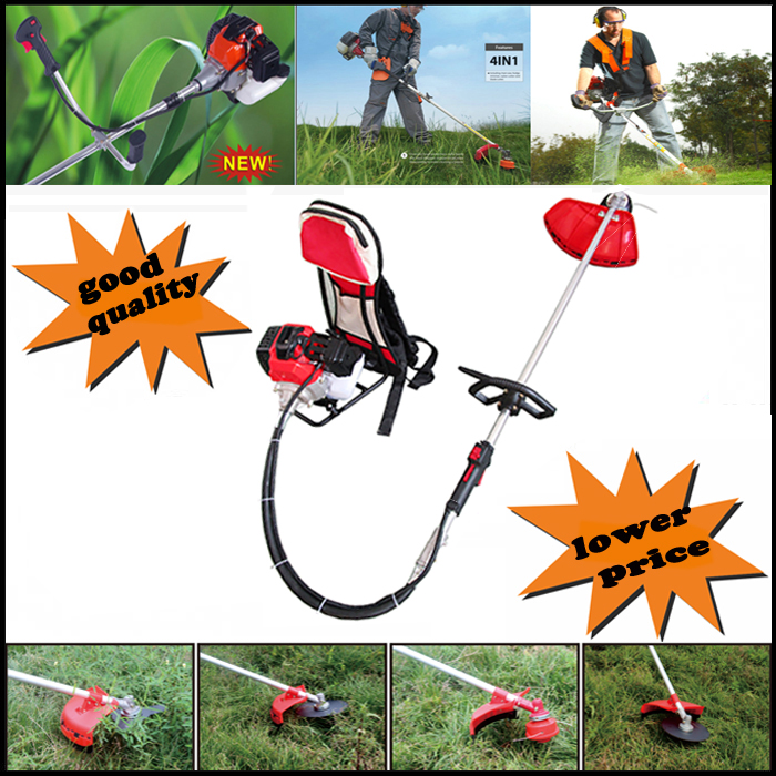 52cc CE and Euro II backpack brush cutter