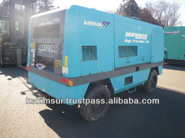 Airman PDSF530S Air compressor