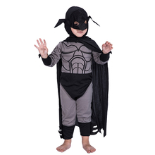 New Arrival Cosplay Clothes Spider Man Costume Fullbody Halloween Costume for kid