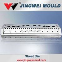 Insole material EVA foam sheet die extrusion mould
