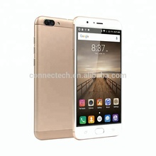 5.5 Inch IPS Touch Screen 1GB RAM/16GB ROM Quad Core 4G Metal Cover Android Mobile Phone