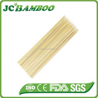 amazon hot sale disposable round bamboo sticks for bbq
