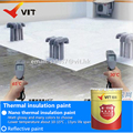 VIT nano thermal insulation, high heat resistant paint , nano glass thermal insulation