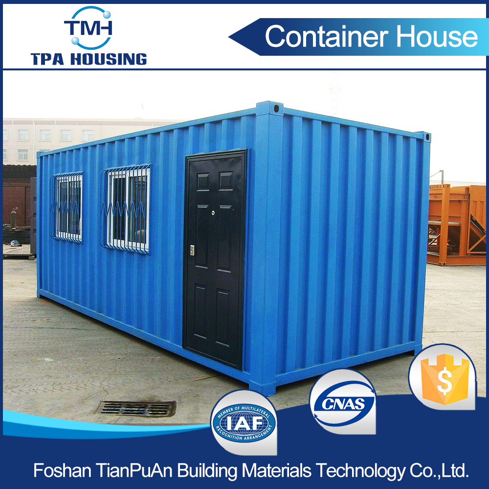 Custom Design Metal Sheet Assemble And Disassemble Container House