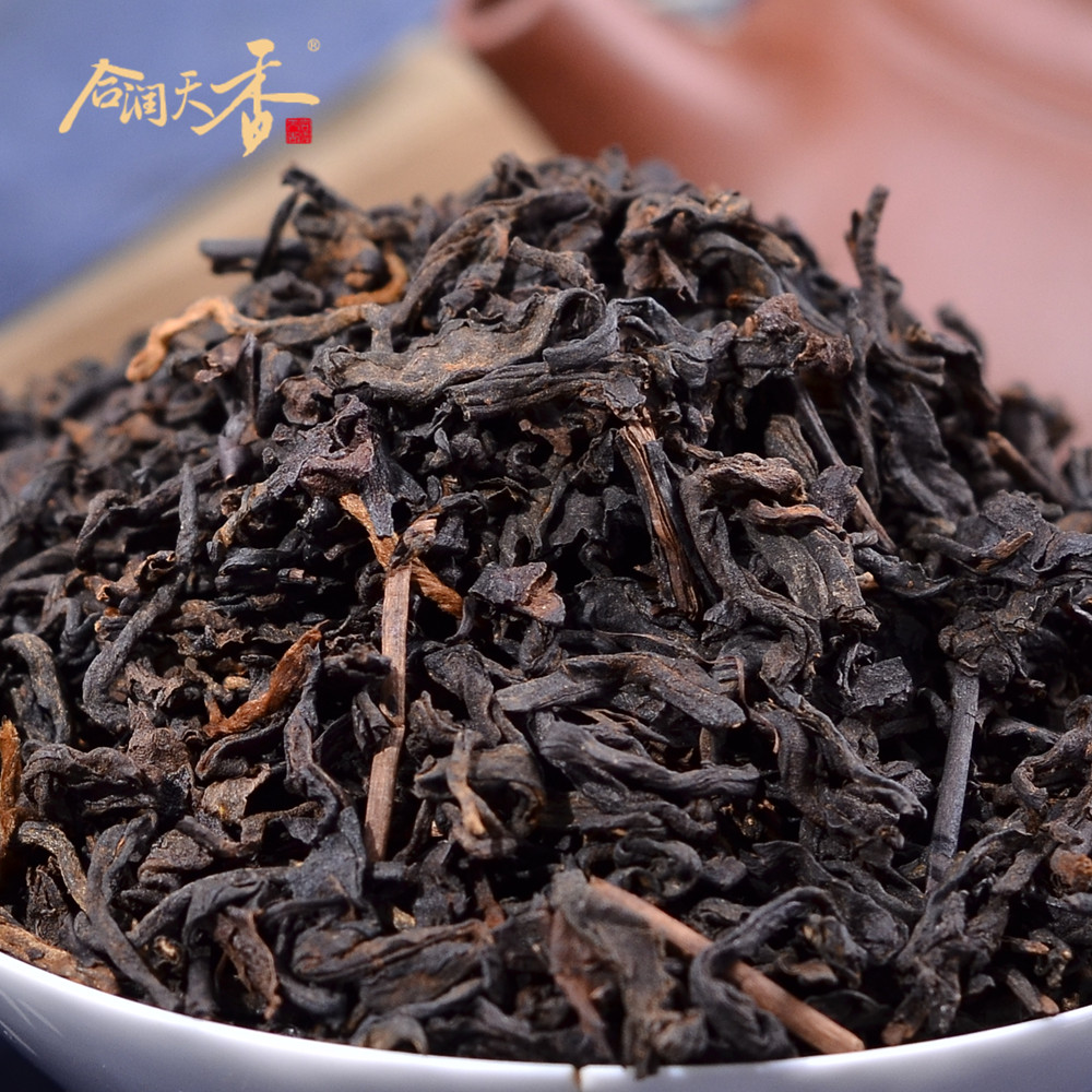 Yunnan special third grade puer tea keep fit and slim