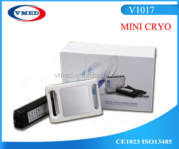 Mini Criolipolise Fat Reduction Device For Home Use