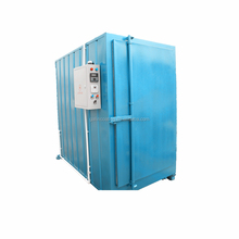 Powder coating line Electric Heating Oven with customize for sale