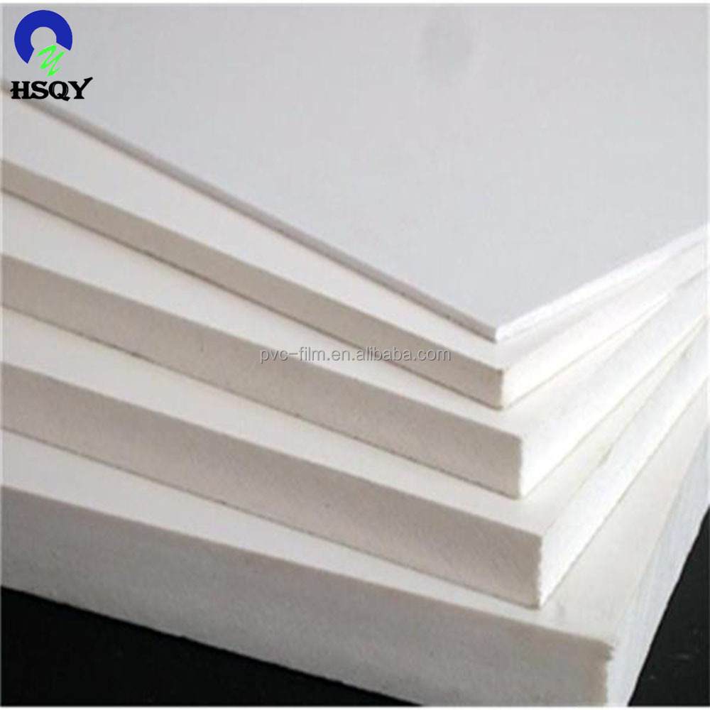 0.7 Density PVC FOAM BOARD for Construction Industry