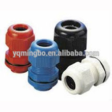 Waterproof m20 plastic cable gland marine junction box connector