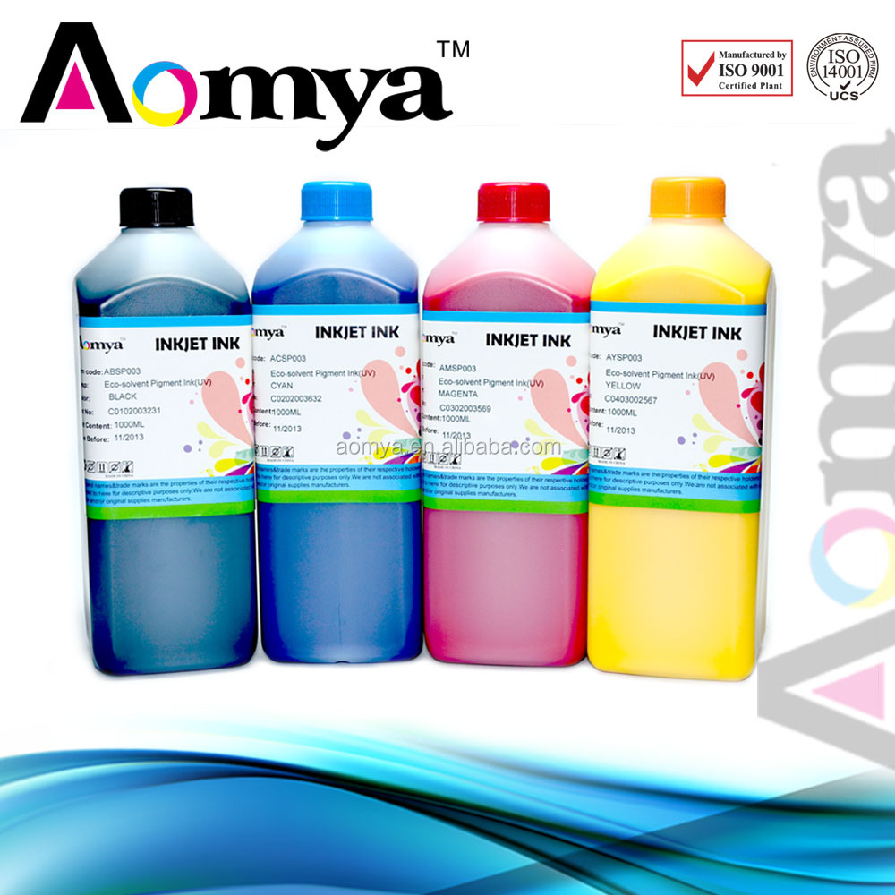 Top quality Eco solvent ink for Epson DX5/Roland/Mimaki/Mutoh tinta eco solvente