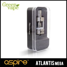 Released Aspire Atlantis Mega tank Newest Sub Ohm tank 5ml capacity 0.3 ohm original Aspire Atlantis Mega