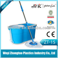 bucket mop China small mop bucket with wringer,ZT-15