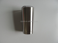 20oz double wall 18/8 stainless steel vacuum tumbler with sliding lid,keep ice for 24hours