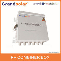 3 INLET 1 OUTLET SOLAR PV PANEL SURGE ARRESTOR COMBINER BOX