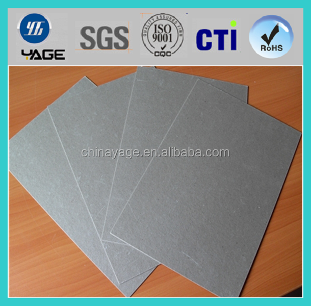 hot sale mica glass sheet