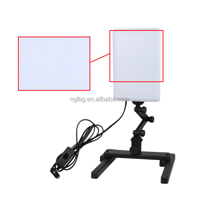 Nanguang CN-T96, 18W LED photo light for photo and video Ra 95