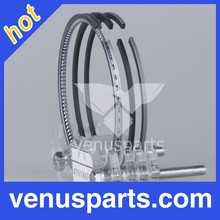 engine G4HA piston ring 23040-02500,23040-02511