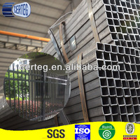 stkm13a thin wall square fence steel pipe/mild steel pipes/stainless steel square pipe