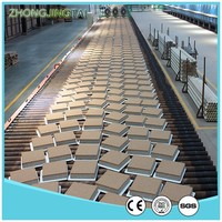 Economical Environmental Water Absorbing Bricks Floor Tiles