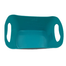 plastic double handle organize things contain hanging storage basket multifunctional baskets