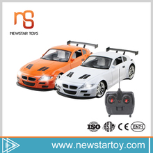 New style cheap plastic 1:16 four channel radio controlled car with light