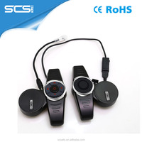 Mini Portable Bluetooth Helmet Interphone for Motorcycle and Bicycle
