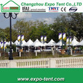 5x5m PVC tent pagoda tent used
