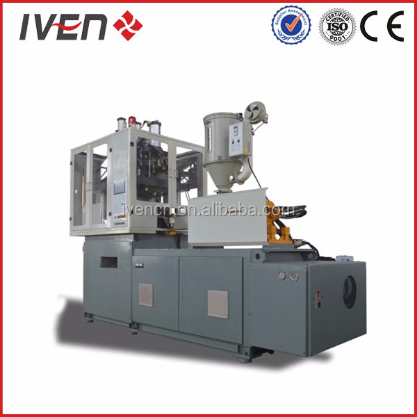 Plastic injection stretch blow molding machine pc price