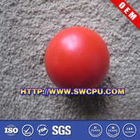 80mm dimple half rubber ball/dimple rubber ball