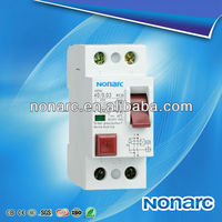 2014 High Quality Rcd 30Ma 100Ma 300Ma Rccb Circuit Breaker