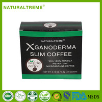 FDA approved Weight Loss Diet Ganoderma Slimming Coffee