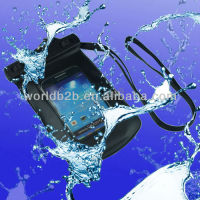 New Arrival Waterproof Armband Case Pouch for Samsung Galaxy S4 mini i9190