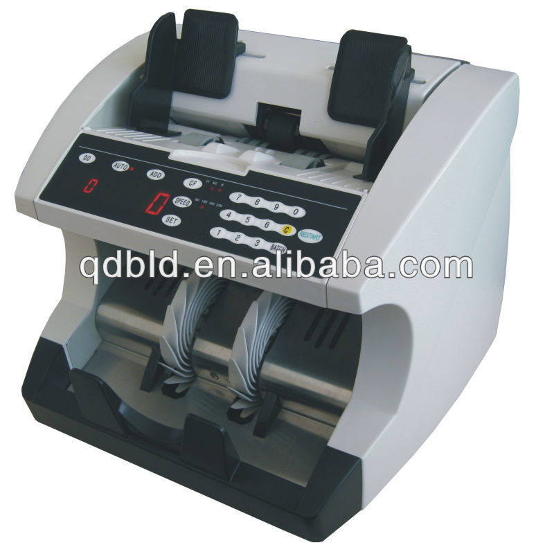 mixed-denomination currency counter/currency counting machine/bill counter