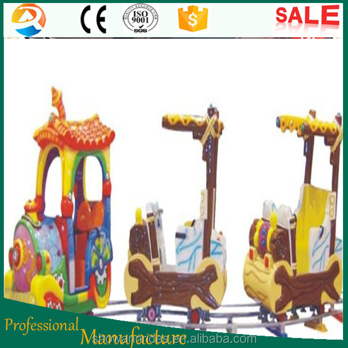 english mini tran kiddie small electric track train mini dudu train