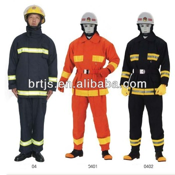 HOT Sale!!! Fireman protection clothing For Fire Fighters fire fighting equipment