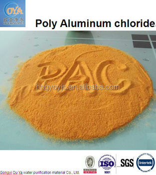 Chemical industry factory price powder polyaluminium chloride