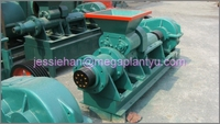 small business charcoal briquette extruder machine for coal powder