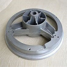 OEM aluminum or zin pressure die casting by close mould for furniture parts