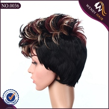 short full lace wigs human hair,short afro wigs