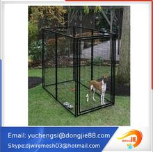 China wholesale metal galvanized steel waterproof dog kennel