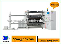 GDFQ-1300T Full Automatic Slitting and Rewinding Machine For BOPP/PET/PVC Shrink Film/Laminated Film