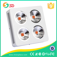 2016 Wholesale high power square LED indoor grow box 800w for flowers