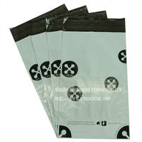 Wholesale recycled disposable bag custom printed polybag